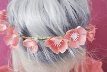 Gorgeous Gray / Spring is all about some sexy Silver Gray hair! Find your inspiration here and book your shade transformation with Mishi today!