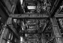 Industry Art  / by Hannes Trettin