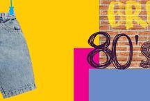 Meus Jeans Retro / Resgatando Jeans do estoque de uma loja antiga, Jeans dos anos 70,80 e 90... lindos e estilosos.