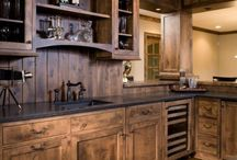 Kitchens / by Kari Anderson