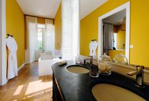 Hotel design: COLOURS / Colourful hotels