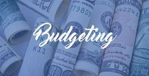 Budgeting / The best tips for budgeting your money. How to make a budget, how to save money, budgeting for small business, budget tips, budgeting printables, budgeting templates, budget planning, budget your money