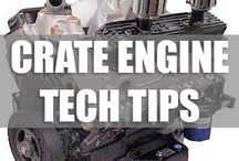 Crate Engine Tech Tips / Tips for Getting the Best Performance from your Crate Engine.