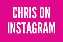 Chris On Instagram / Check out our latest and greatest recipes, motivational quotes, or things that just crack us up on Insta! Follow us on Instagram too for more fitness and fun! @chrisfreytag  https://instagram.com/chrisfreytag/