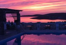 Sunset View, Paros