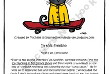 Pete the Cat Birthday Party