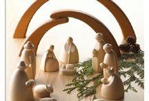Pesebres / Ceramica
