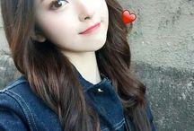 Korean Girl  / Beatiful Korean girls we love ❤