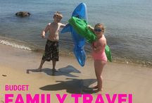 Travel with Children / Ideas for travelling around the world with kids in tow