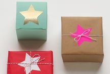 Christmas Packaging / by Hayley Smith