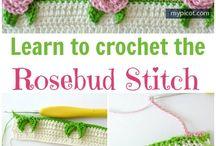 crochet edging borders