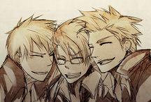 great trio