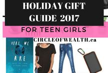 Holiday Gift Guides For 2017 / My fav things into gift guides for you