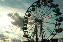 Stearns County Fair / Annual event in Sauk Centre in late July. Free admission, animal exhibits, entertainers, rides and more!