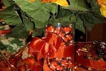 Autumn Candy Buffet / by Jolleen Kurz