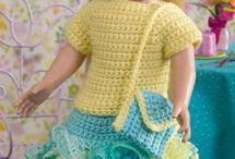 Doll clothes / by Giddy Gal Crafts