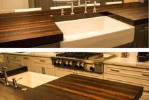 Wenge Wood Countertops