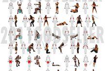 exercise stuff