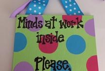 School Counseling/Future Office / by Felisha Leyba
