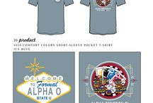 Casino Night / Greek sorority and fraternity custom shirt designs featuring casino themes. For more information on screen printing or to get a proof for your next shirt order, visit www.jcgapparel.com