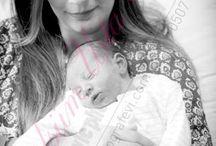 Anne, baba ve bebek