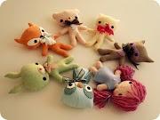 Crafts - felt & fabric
