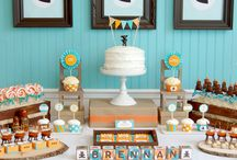 Kid Party Themes / by Venessia Holbert