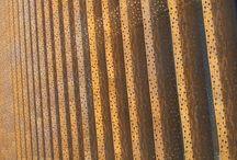 Metall fasader