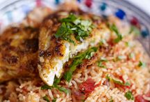 Amira Recipes / Some delicious recipes made with Amira, all rice based and utterly scrumptious