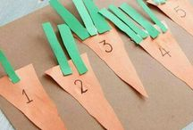 Numbers crafts