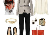 Business Outfits / by Ami Oh