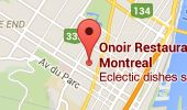 Onoir Montreal / Le premier restaurant au Canada qui vous invite à vivre l'expérience d'une bonne table et de conversations agréables comme jamais auparavant dans le noir!