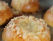 Makea ja suolainen leivonta
