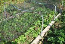 trampoline frame ideas