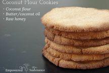 Baking: Biscuits, brownies and cookies