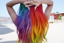 11 Bold Hair Colors To Try In 2016 / You will love these colors so much!  www.arganrainproducts.com