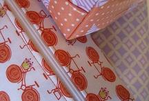 Machine-maaksels / Kleine projecties, voor tussendoor. Ook leuk als cadeau.....