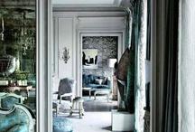 Interiors  / by Leah Lazaroff Loksen