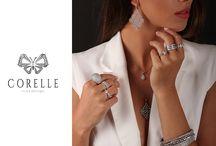 Cercei din argint - Corelle Bijuterii Argint / Descopera cea mai frumoasa colectie cu cercei din argint! Silver jewelry collection