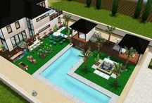 Sims Free Play House