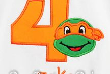 Teenage Mutant Ninja Turtle Birthday
