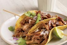 Healthy Mexican / These delicious and healthy Mexican recipes include sizzling fajitas, creamy guacamole, fantastic tacos and more. / by Food & Wine