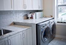 Laundry Room / by Ashley Gordon