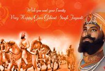 Guru Gobind Singh Jayanti / Wishing you a very Happy Guru Gobind Singh Jayanti!