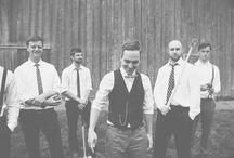 WEDDING INSPIRATION | The MEN