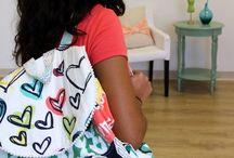 Happy Home Fabrics / Happy Home Fabrics by Sew Caroline for Art Gallery Fabrics / by caroline hulse
