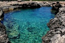 Ibiza nature / collection of the most beautiful beaches in Ibiza