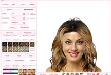 Thehairstyler Com Virtual Hairstyler Free Extraordinary Thehairstyler Hairstyles And Haircuts Thehairstyler On Pinterest