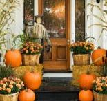 Fall/Halloween Decorations / by Tammy Smart