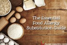 Allergy Essentials / My daughter, Jillian, has been severely allergic to milk, eggs, peanuts and tree nuts since she was born.  I've been dealing with #foodallergies and all that comes with them for almost a decade now. This is helpful info for you if you're dealing with them, too.